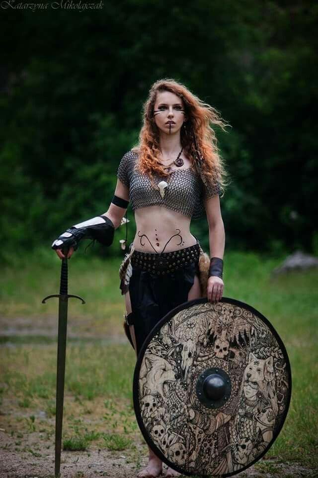 Norse Archer Woman Golfclub