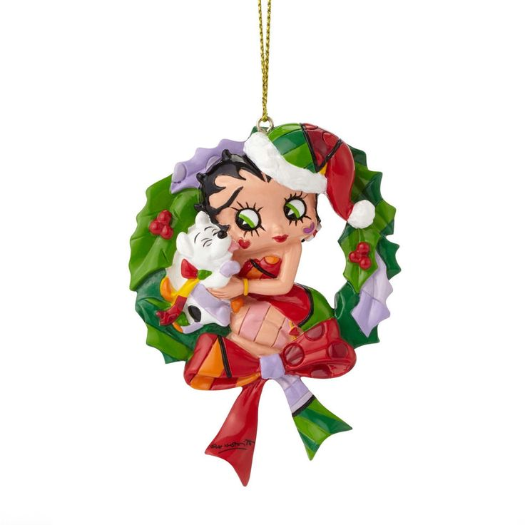 80 best Christmas and Betty Boop images on Pinterest ...