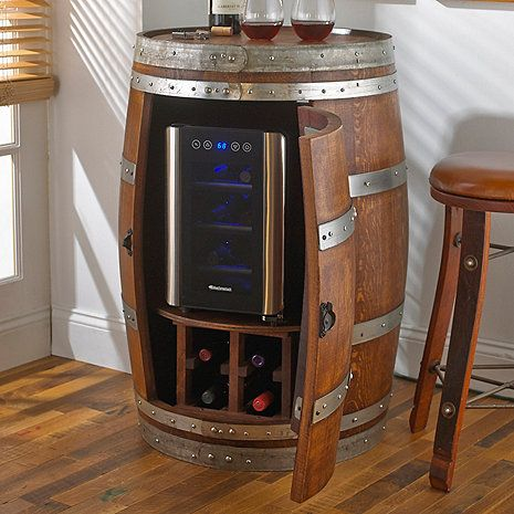 54 Best Images About Wine Barrel Decor On Pinterest Tasting Room Adirondack Rocking Chair And Corks