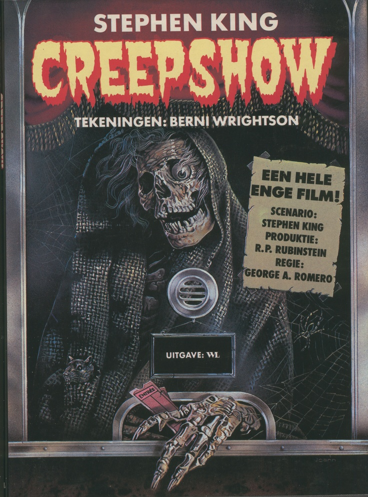 17 Best Images About Creepshow On Pinterest Horror