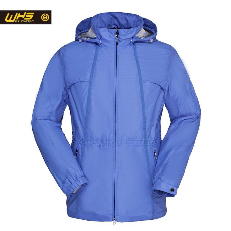 (29.25$)  Watch here  - WHS Outdoor sport Women Jacket autumn breathable Coat windbreaker Ladies SportWear Female large Jackets XXL-5XL