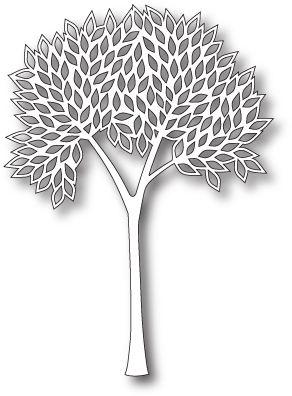Memory Box Yorkshire Tree Die