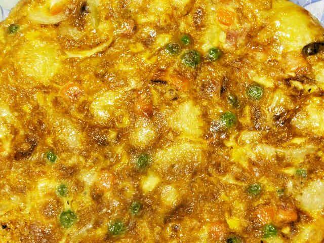 スペインのジャガイモオムレツ・パイサーナ