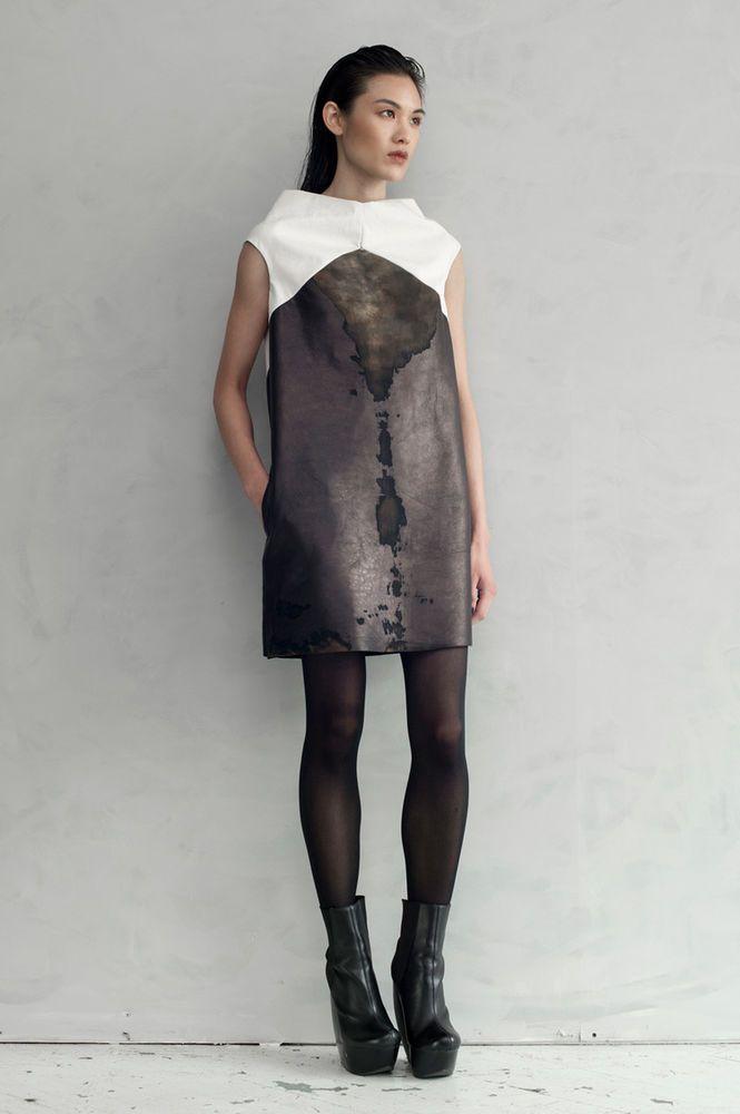 Дизайнерская одежда от Titania Inglis — геометрия, минимализм и выверенность форм - Ярмарка Мастеров - ручная работа, handmade