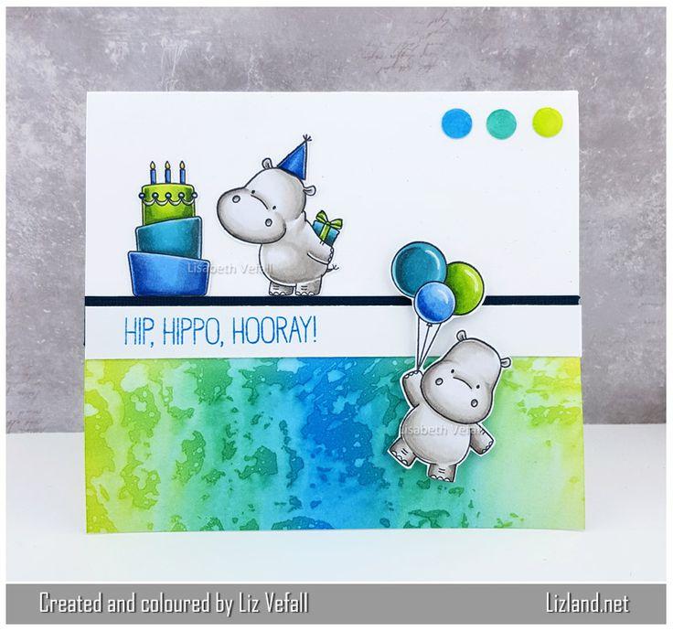 Hip, hippo, hooray! – | Lizland |
