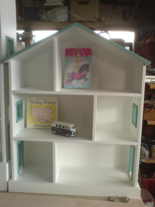 7 Best Images About Bookcase Doll House On Pinterest Shelves Charming Cottage Dollhouse Custom Children S Nursery Shabby