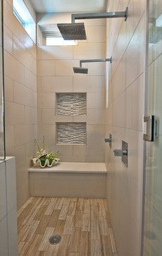 Bowman - contemporary - bathroom - austin - Bryant Hill Media