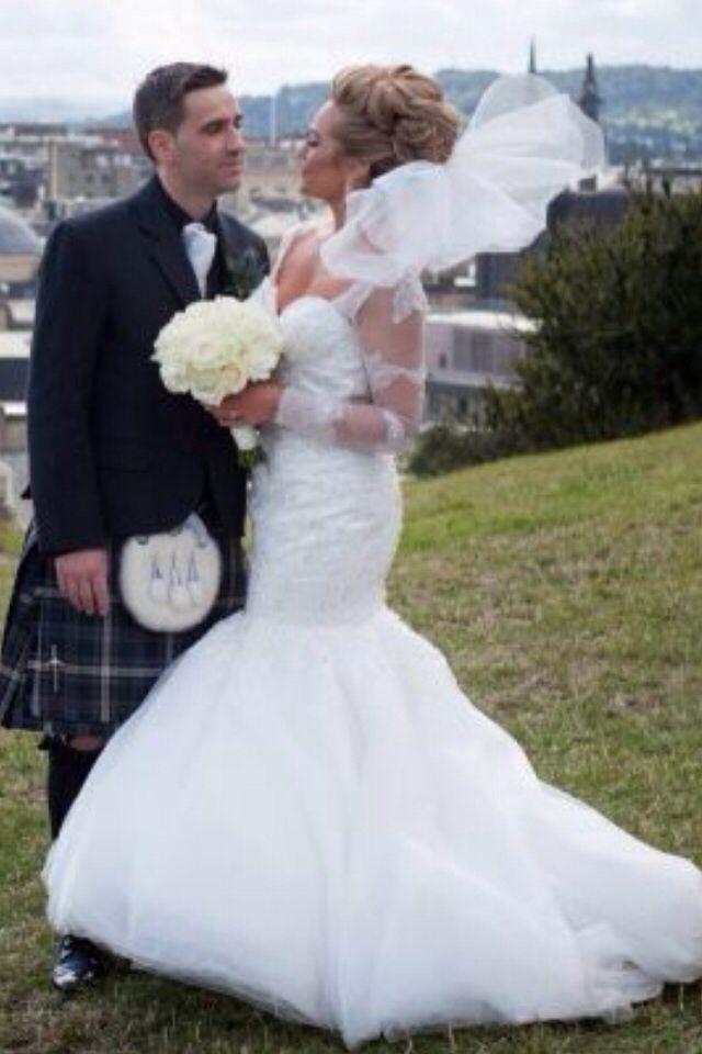 Glamorous wedding  Jenna & Michael Reid