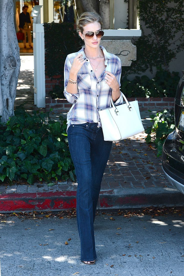 Boot Cut Jeans Outfit Ideas