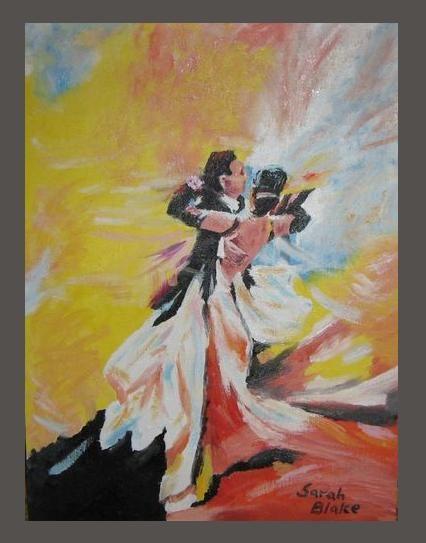 Oil Painting by Sarah Blake