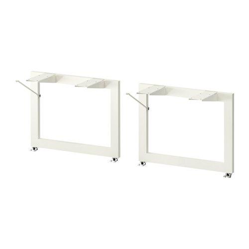 LIMHAMN Noha - biela, 28x35 cm - IKEA