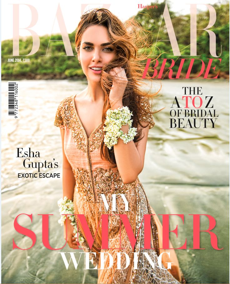 June Cover girl Esha Gupta takes you on an exotic escape.