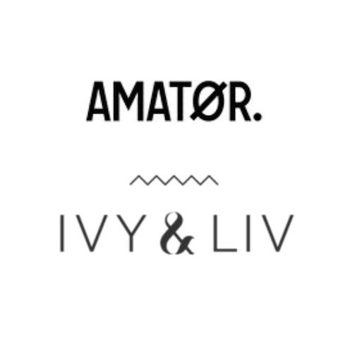 Pop-up Store Amsterdam - collaboration Amator and Ivy&Liv