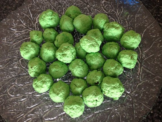 Seed bombs by ChristalClean on Etsy