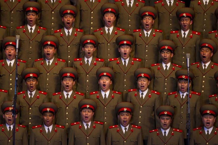 In Photos: North Korea Through the Lens of David Guttenfelder | VICE News