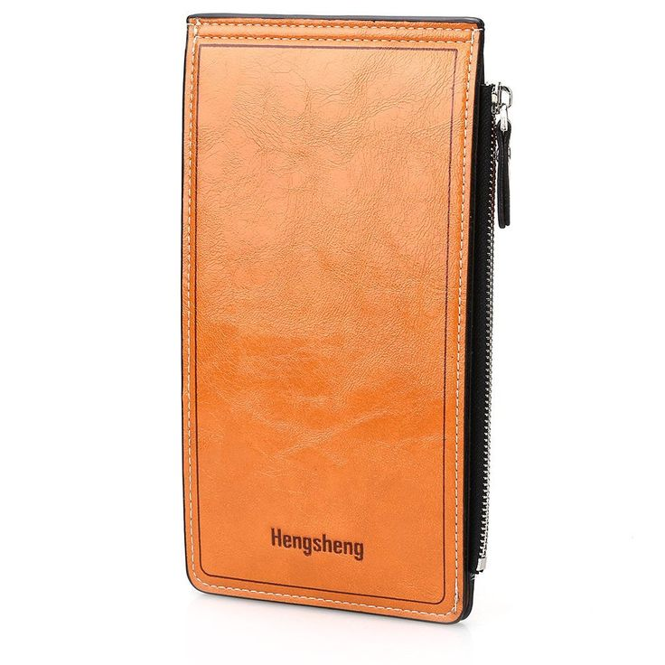 Thin Wallet in PU Leather with Credit Card Holder