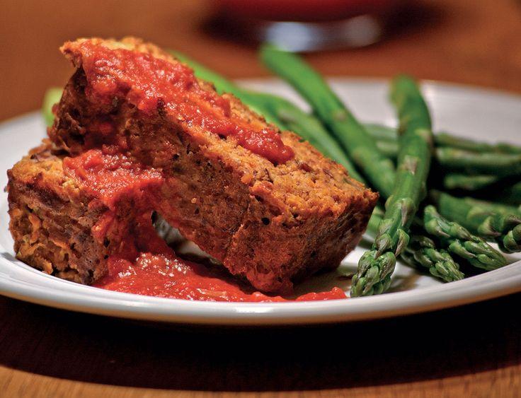 Recette de pain de viande végétarien selon Bob le Chef