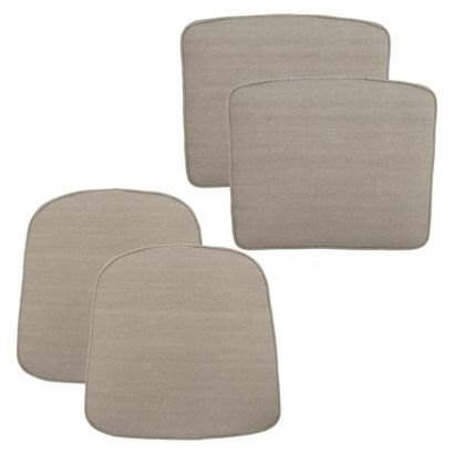 Loft 4 Piece Outdoor Replacement Patio Cushion Set   Threshold™