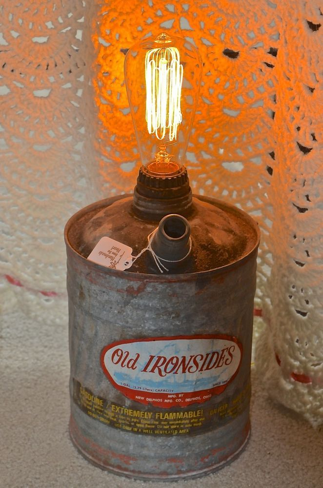 24 Best Images About Gas Can On Pinterest Can Lights
