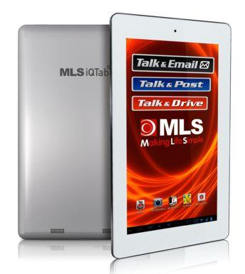 MLS iQTab 3G (8GB) https://anamo.eu/el/p/pMlr_R5f3LcOp4t MLS MLS iQTab 3G (8GB), Περιεχόμενα Κουτιού MLS iQTab 3G Φορτιστής σπιτιού Καλώδιο συγχρονισμου Micro USB Καλώδιο συγχρονισμού USB (car kit) Βάση στήριξης αυτοκινήτου (car kit) Φορτιστ...