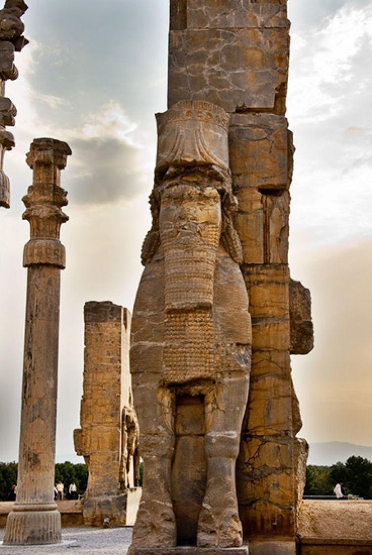 Persepolis I & II