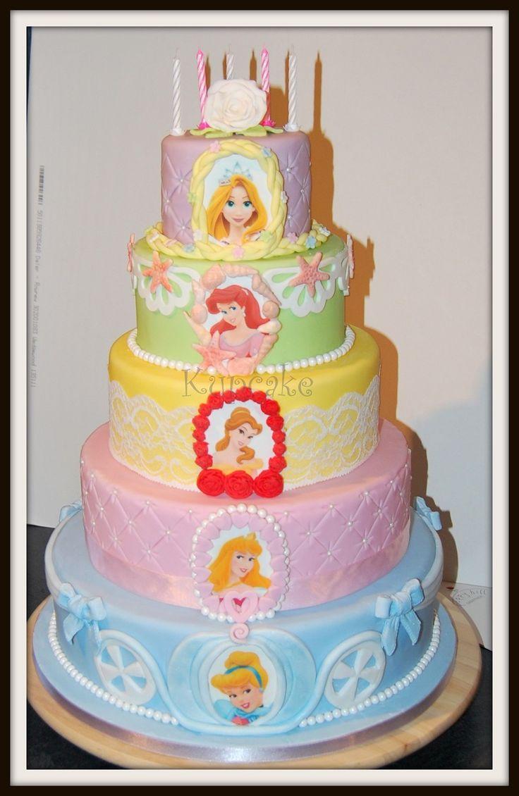 My big girl's next birthday cake