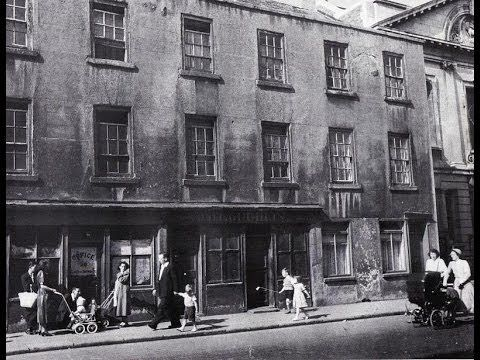 A wander though Dublin in the 1950s