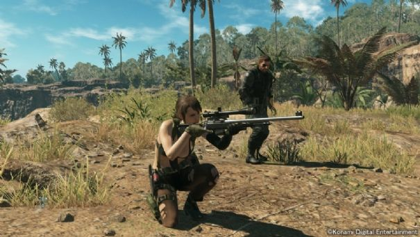 Metal Gear Solid V: The Phantom Pain Recensione PC, PS4, Xbox One - SpazioGames.it