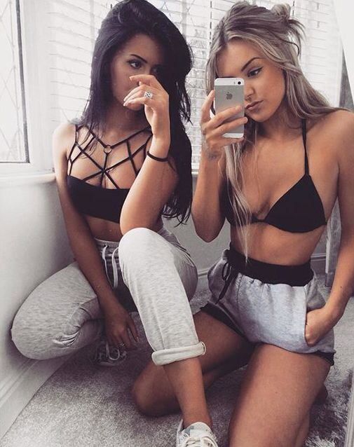 Cute outfit  Comfy outfit  Highwaisted shorts  Bralette a  Teen fashion   Tumblr. 6972 best Teen Tumblr girl Fashion images on Pinterest