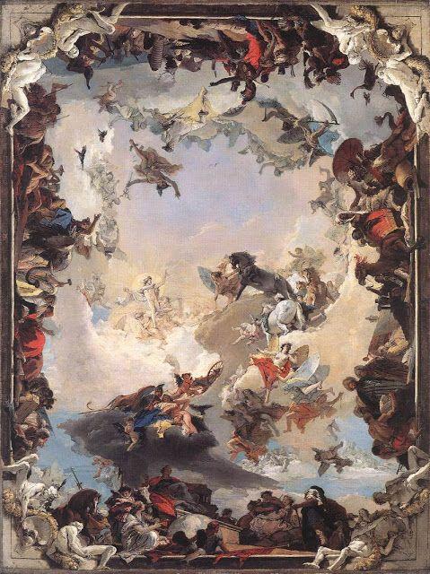 Πλανήτες και ήπειροι. (1752)
