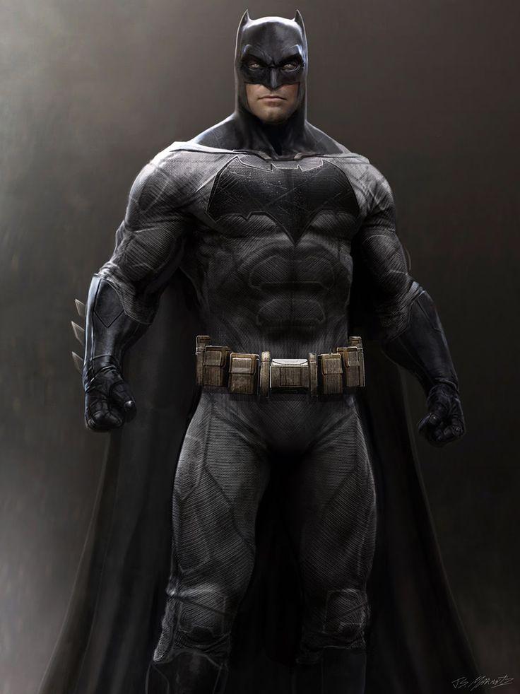 Batman vs Superman - Mais detalhes sobre aparição dos outros personagens da Liga…