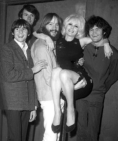 Carol Doda and the Monkees