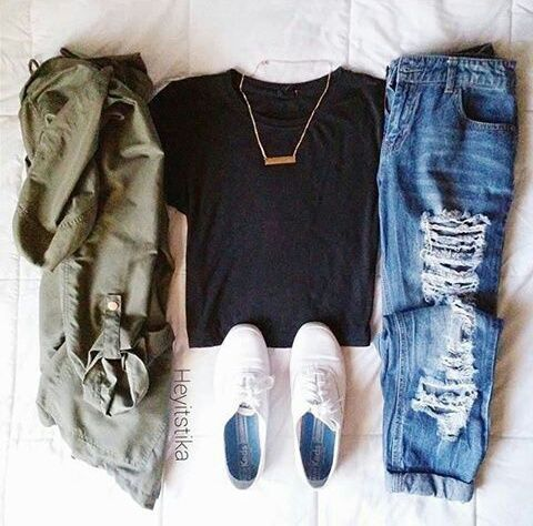 beauty, casual, fashion, girls, goals, hipster, outfits, style