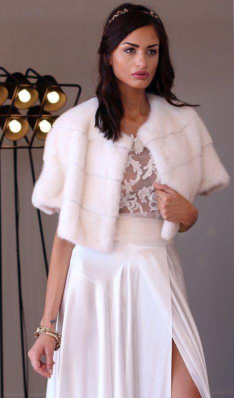 Female Mink Jacket - Elsafur #elsafur #fur #furs #furcoat #coat #cappotto #peliccia #pellicce #bridal #minkjacket #furcape #sablefur #sablejacket #sablecoat #minkcoat #chinchillafur #orylagjacket #orylagstole #furstole