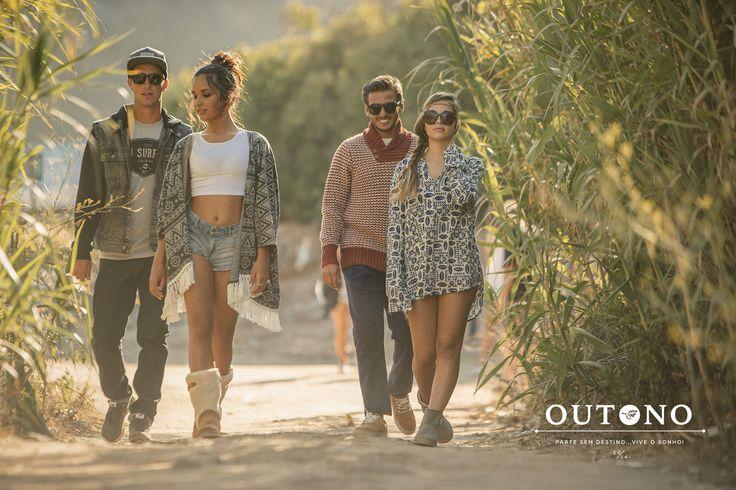#lookbook #outono #partesemdestino #viveosonho #ESS #element #billabong #newbalance #ugg #rvca