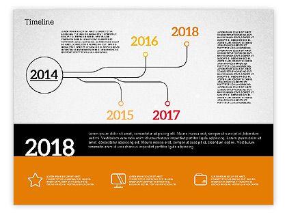 Best 25+ Timeline in powerpoint ideas on Pinterest Timeline - powerpoint timeline
