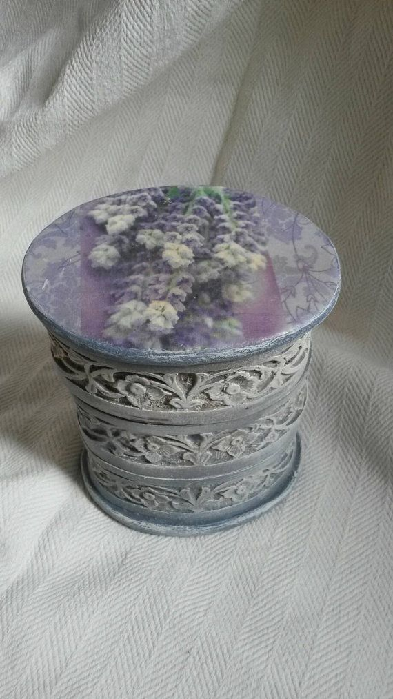105 best ETSY Shabby chic jewellery boxes with a twistupcycled