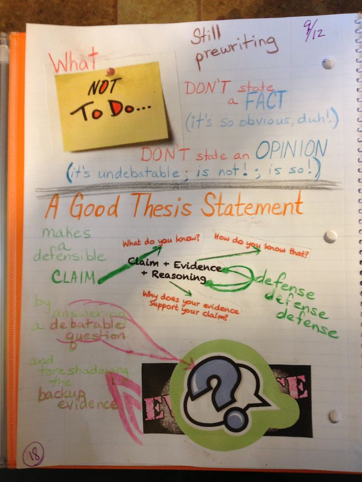 thesis statement interactive Fun with thesis statements this quiz, intended for english i students, tests the difference between thesis statements, topic sentences, and other commonly-misunderstood concepts.