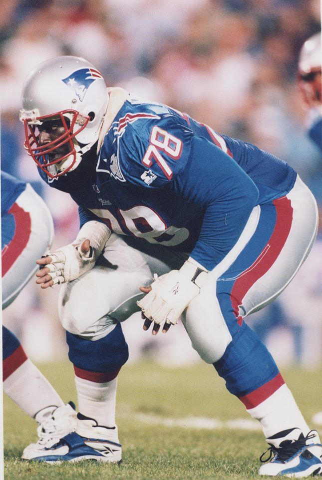 Bruce Armstrong Offensive Tackle  (1987-2000)
