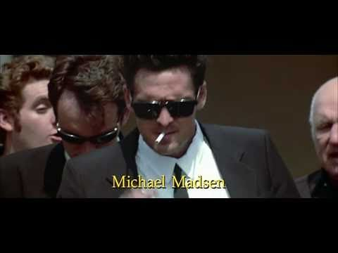 Reservoir Dogs Opening Titles [Full HD] - YouTube