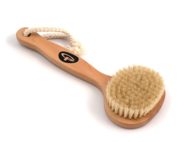 Dry brushing – droog borstelen van de huid : Mascha's Beautyblog – Beautygloss.nl