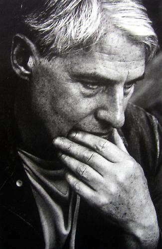 William DeKooning, 831 Broadway Studio, New York, the day Franz Kline died  1962  gelatin silver print