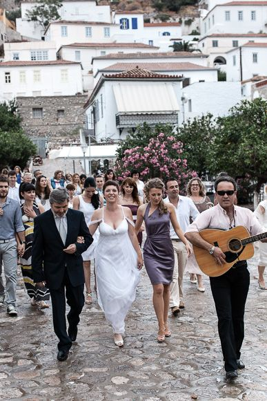 Wedding on Hydra island Greece   PRIVATE EVENTS by VDouros   Wedding and Event Photography