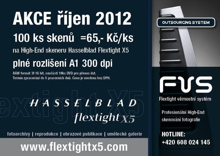 AKCE FVS na říjen 2012