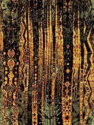 The Golden Forest : Gustav Klimt : Fine Art Print Home Decor