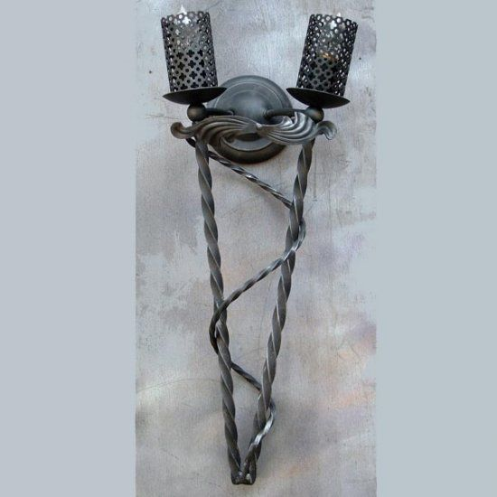 14 Best Medieval Style Wrought Iron Torch Lights Images On