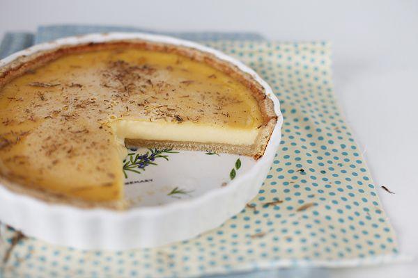 Лимонно-медовый пирог и реклама - Чадейка