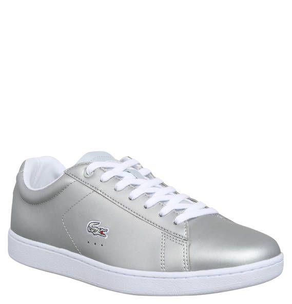 #LACOSTE #Sneaker #Carnaby #Evo #, #Metallic #Look, #Leder Sneaker ´´Carnaby Evo´´ für Damen von LACOSTE im angesagten Metallic-Look aus hochwertigem Leder mit dekorativer Krokodil-Stickerei. Die modischen Sneaker ´´Carnaby Evo´´ von LACOSTE präsentieren sich im trendigen Metallic-Look. Das schlichte Design wird dabei durch ein dezentes Ton-in-Ton Logo an der Außenseite abgerundet. Spürbar hochwertig verarbeitetes Leder garantiert zudem den hohen Qualitätsstandard von LACOSTE. Ob sportlich…