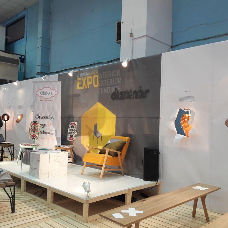 Pe 24 martie am co-organizat, alături de Romexpo şi Dizainăr, conferinţa Ambient Expo. Interior. Exterior. Tendinţe, în spaţiul Dizainăr şi Bucin Mob. Ne-a plăcut foarte mult vibe-ul evenimentului …
