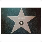Personalize a Hollywood Walk of Fame Star or an Academy Award!